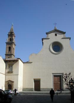 Santa Maria del Santo Spirito exterior