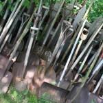 shovel stock